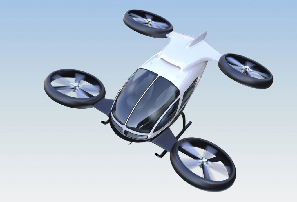 flying cars when